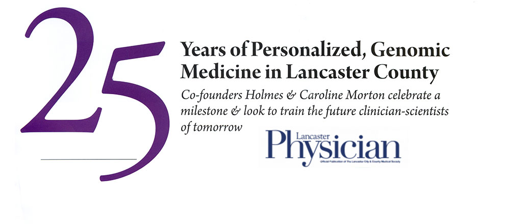 Featured Story – Lancaster Physician